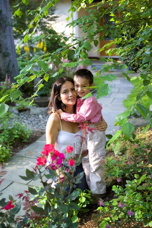 Elizabeth and Juan David